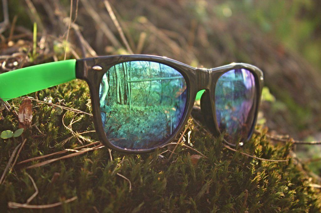 Okulary na wiosnę